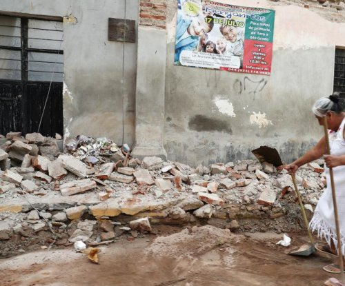After deadly earthquake, Mexico says it can't help Texas recovery