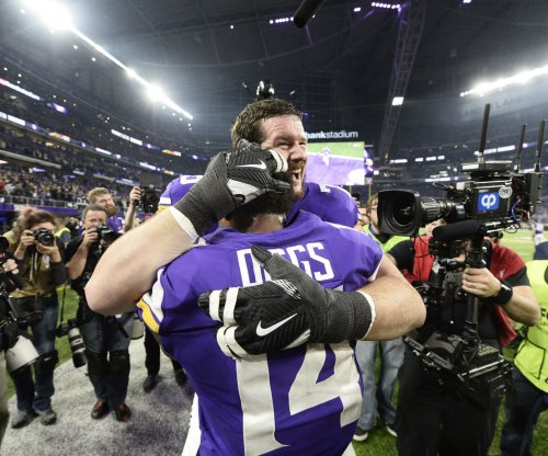Minnesota Vikings put past behind them in stunning victory over New Orleans Saints