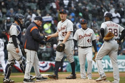 Detroit Tigers in sell mode, Cleveland Indians already buying