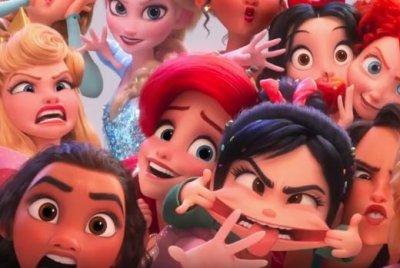 'Ralph Breaks the Internet' sneak peek has street racers, Disney princesses