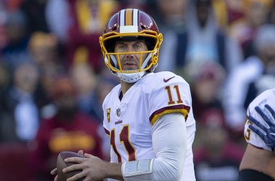 Redskins face Falcons in search of fourth straight win