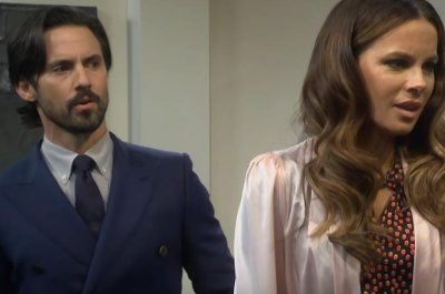 'Late Late Show': Milo Ventimiglia, Kate Beckinsale act out Bruno Mars lyrics
