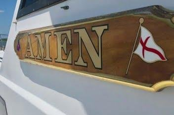 Teens praying for help rescued by boat called 'The Amen'