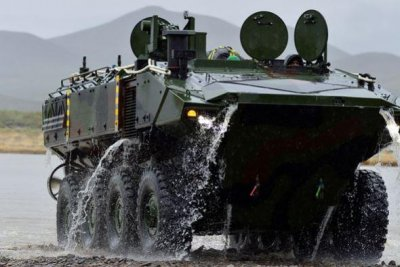 BAE tapped for Marines' amphibious combat vehicles under $119.9M deal