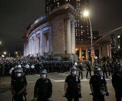 Protests defy curfews across U.S.; 700 rioters arrested in NYC
