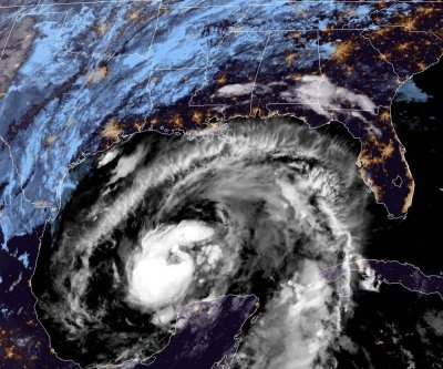 Hurricane warning for New Orleans as storm aims for Gulf Coast