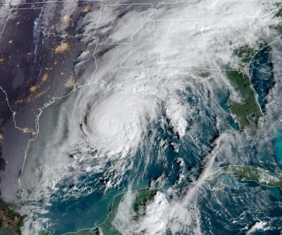 Hurricane Zeta strengthens ahead of arrival in southeast Louisiana