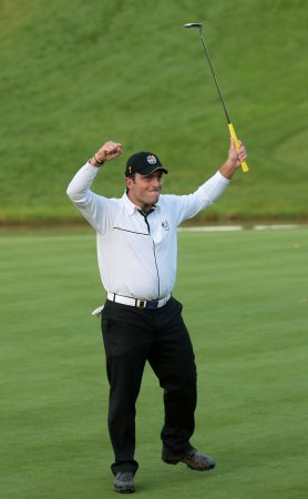 Noren, Molinari share Scottish Open lead