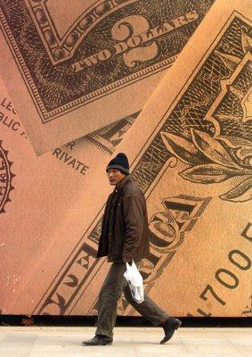Weak U.S. dollar affecting global markets