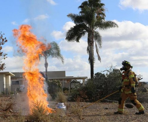 Firefighters cook a turkey wrong, set it on fire at Marine Corps station