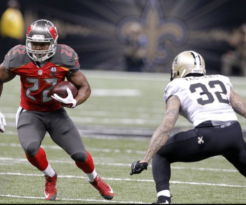Tampa Bay Buccaneers aren't ignoring Doug Martin