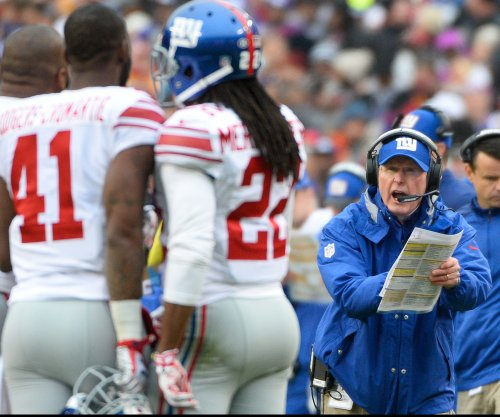 Tom Coughlin resigns as New York Giants coach