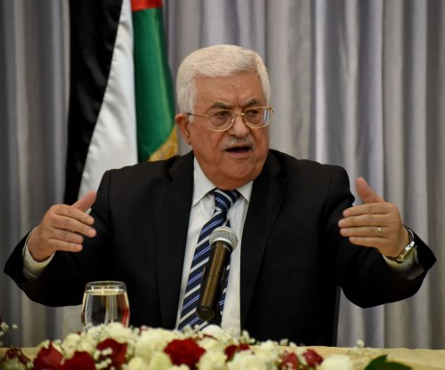 Abbas: Palestinian Authority is not about to collapse