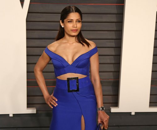 Freida Pinto joins Idris Elba in Showtime's 'Guerilla' cast