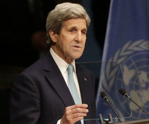 Kerry meets Putin to work on new Syria plan