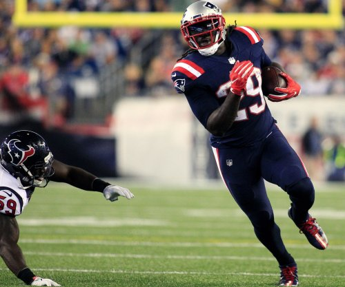 New England Patriots' LeGarrette Blount off to best start of career