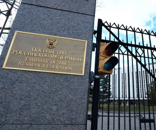 Russia threatens personnel cut at U.S. Embassy in Moscow