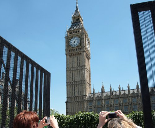 London's Big Ben bell to go silent for 4-year restoration