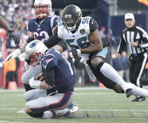 Jacksonville Jaguars have not decided on option for DE Dante Fowler Jr.