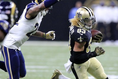 Saints decline to match Ravens' offer for WR Willie Snead