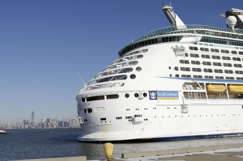British woman survives 10 hours at sea after falling off cruise ship
