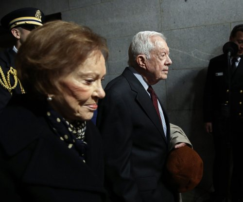 Jimmy Carter urges Ga. candidate Brian Kemp to step down as secretary of state