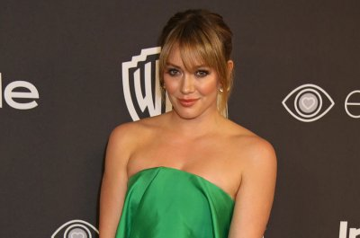 Hilary Duff posts video of newborn daughter hiccuping