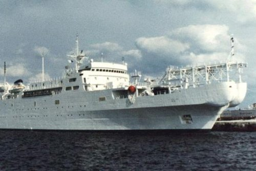 USNS Zeus cable-laying ship to undergo overhaul