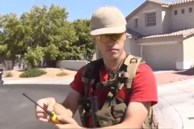 FBI arrests Nevada man after alleged synagogue threat