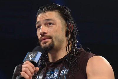 WWE Smackdown: Roman Reigns takes out Daniel Bryan