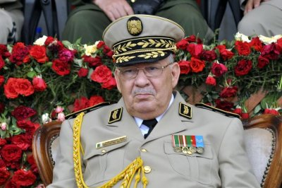 Algeria army chief, former interim leader Ahmed Gaid Salah dies at 79