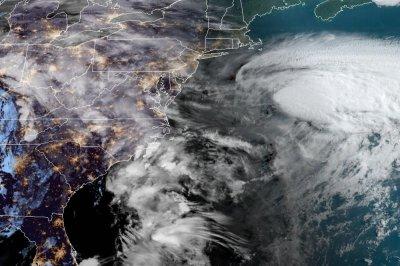 Tropical Storm Arthur moves away from North Carolina coast