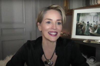 Sharon Stone says dating apps lack 'chemistry'