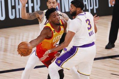 NBA fines Jazz stars Donovan Mitchell, Rudy Gobert for criticizing officials