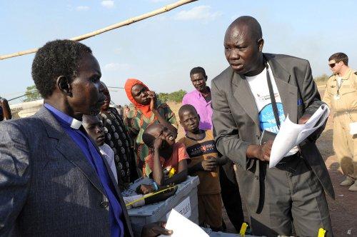 Sudanese leaders praised for referendum