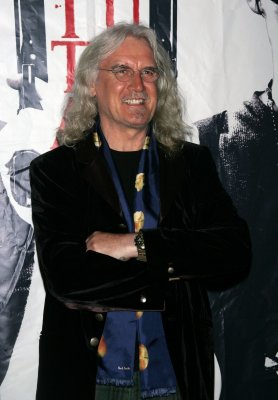 Billy Connolly talks of road accident