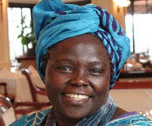 Nobel peace laureate Wangari Maathai dies