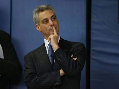 Report: Emanuel pushed Jarrett as senator