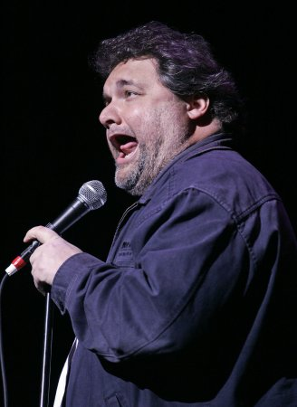 Comedian Artie Lange back on stage