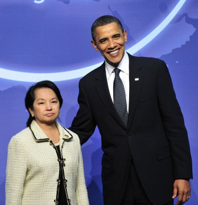 Former Philippine president Arroyo has surgery