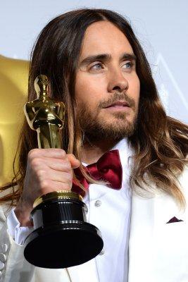 Jared Leto has already damaged his Oscar trophy