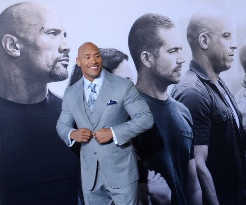 Dwayne 'The Rock' Johnson shares photo of his character in 'Fast 8'