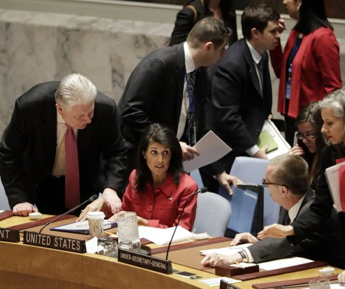 U.S. ready for more Syria strikes if necessary; U.N. chief has 'grave concerns'