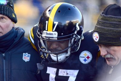 Pittsburgh Steelers receiver Eli Rogers suffers torn ACL