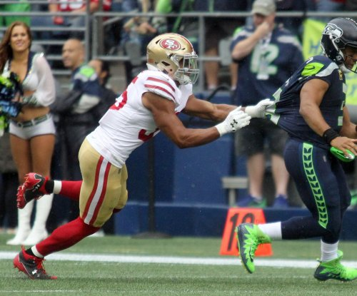 Former 49ers CB Dontae Johnson visits with Minnesota Vikings