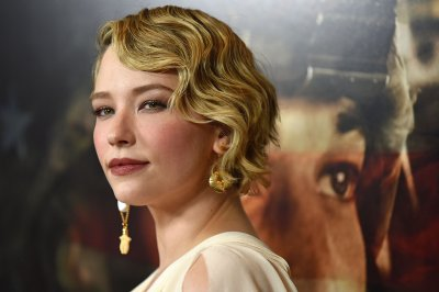 Haley Bennett expecting with director Joe Wright