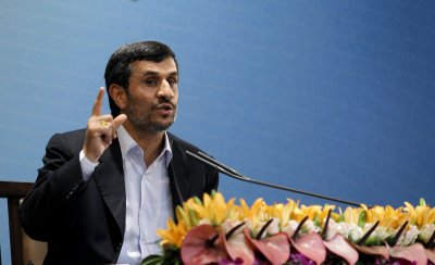 Ahmadinejad's cleric charged with sorcery