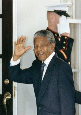 Mandela, first black South African president, apartheid foe, dies at 95