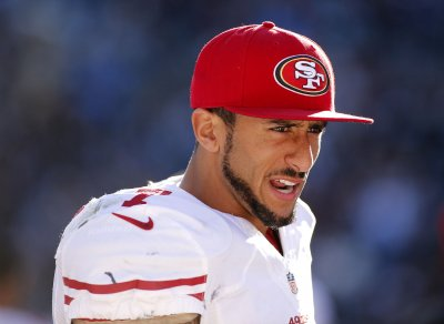 Colin Kaepernick steals Cam Newton's Superman move [WATCH]