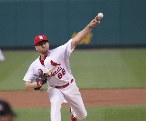 St. Louis Cardinals' Cooney gets first major-league win